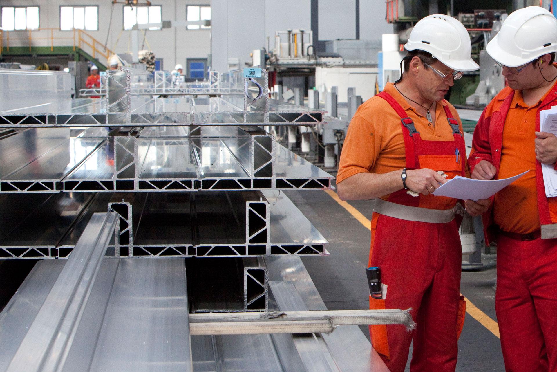 Aluminum Profile Manufacturer
