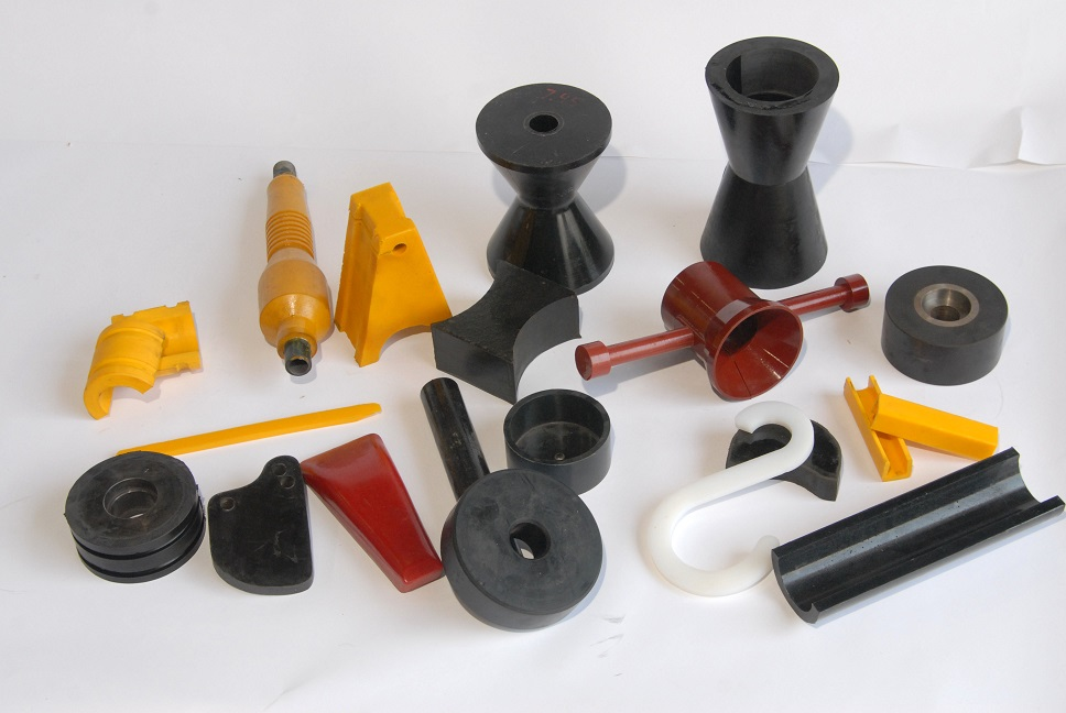 rubber compression molding