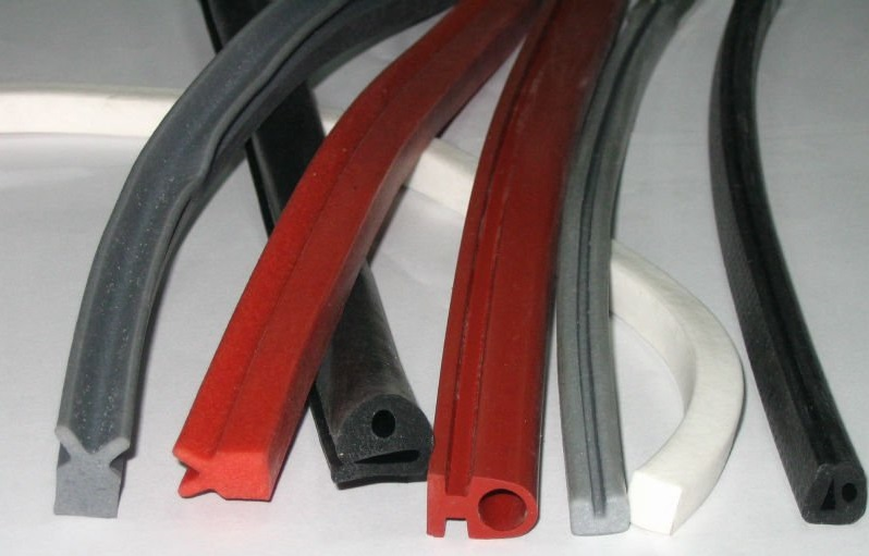 Types of Rubber Used for Making Rubber Extrusions Products